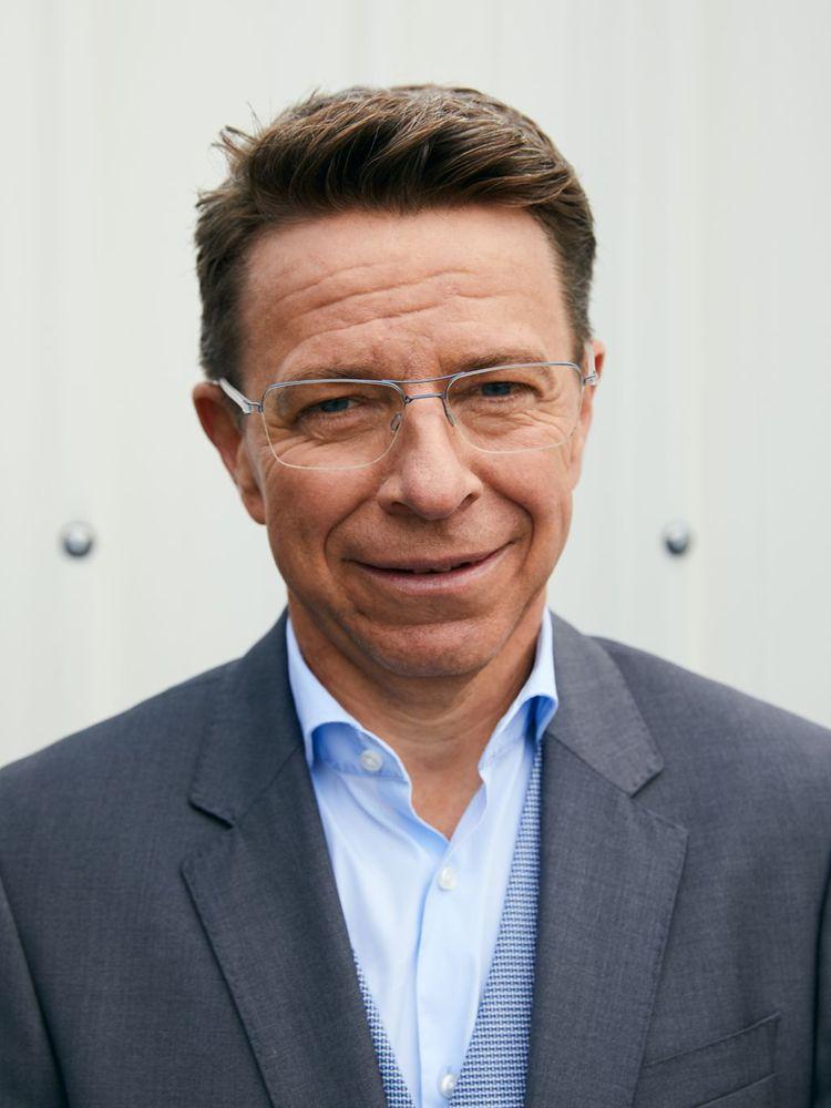Portrait Michael Keller